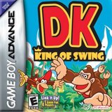 Donkey Kong: King of Swing (Game Boy Advance)